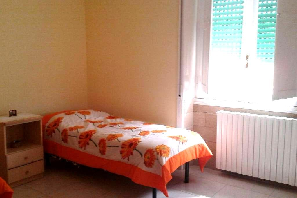 Spacious single room in Santa Rosa II. - Lecce - Leilighet