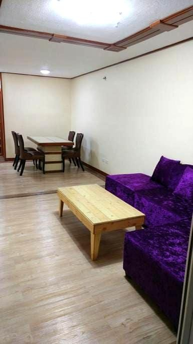 Very near town NewlybuiltCondo 2bed - Baguio - Wohnung
