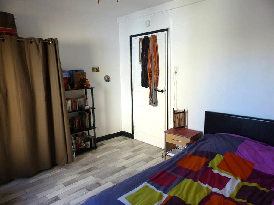 Appartement F1 38 m² au calme et lumineux. - Aubière