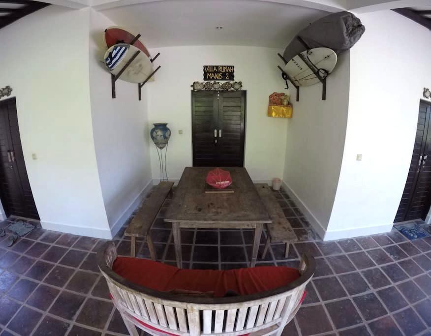 ANANAS Homestay, Petite Maison Room #2 - Sul de Kuta - Casa de hóspedes