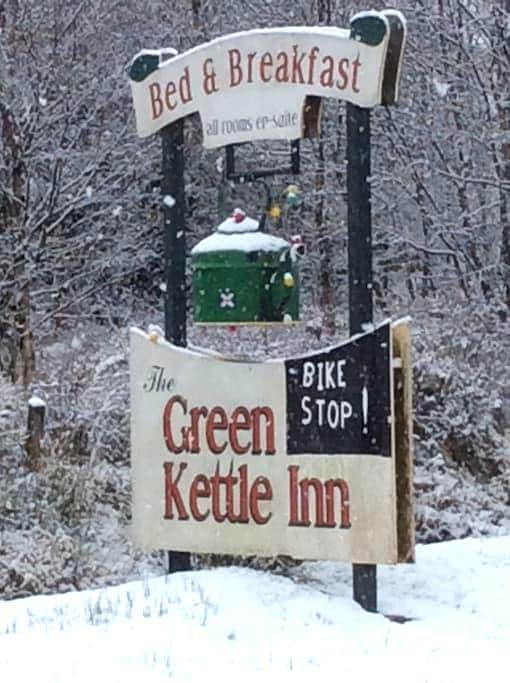 Green Kettle Room A - Garelochhead - Bed & Breakfast