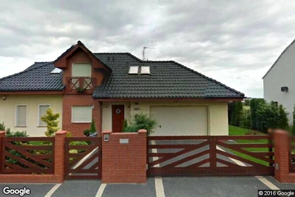 Modern house near to the airport - Poznań - House