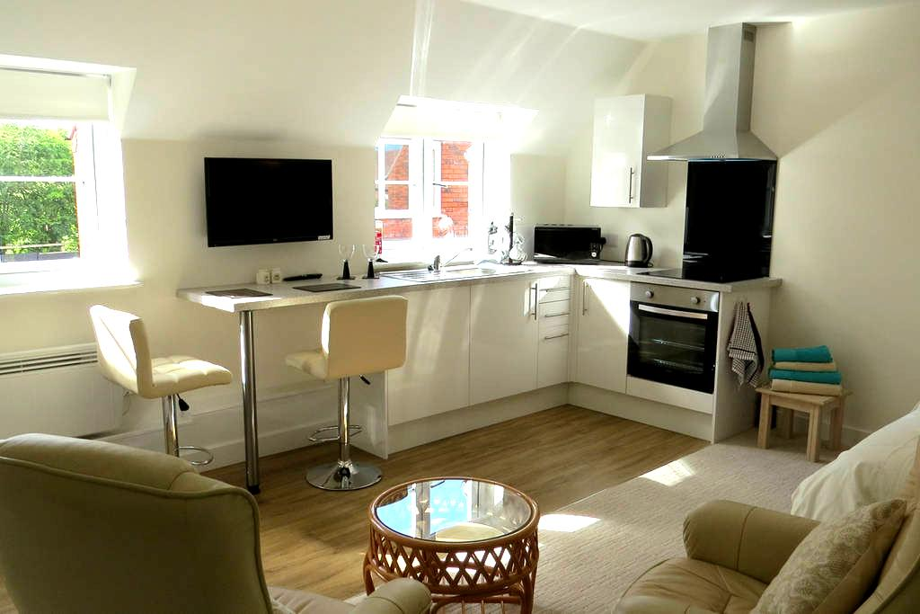 Meadow Wood Studio Apartment - Pershore - Apartment