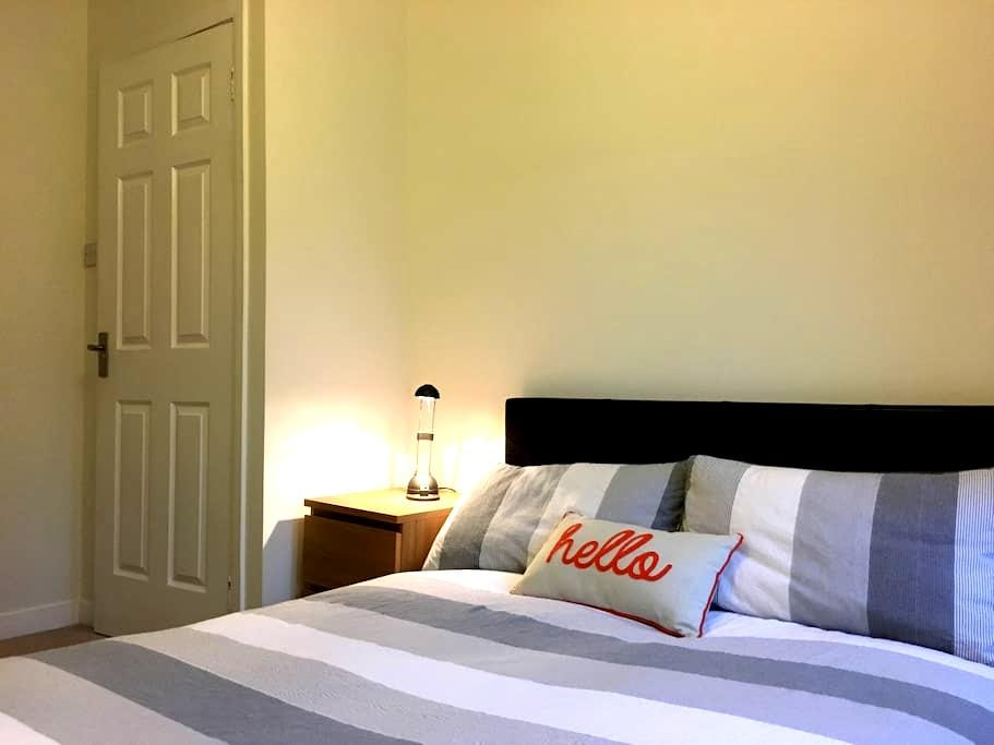 Cosy Double Bedroom in the West End - Glasgow - House