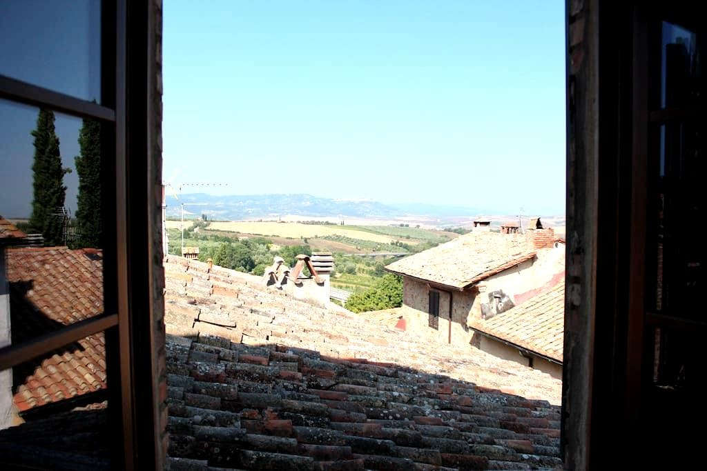 Charming home in the heart of Tuscany - San Quirico d'Orcia - Muu