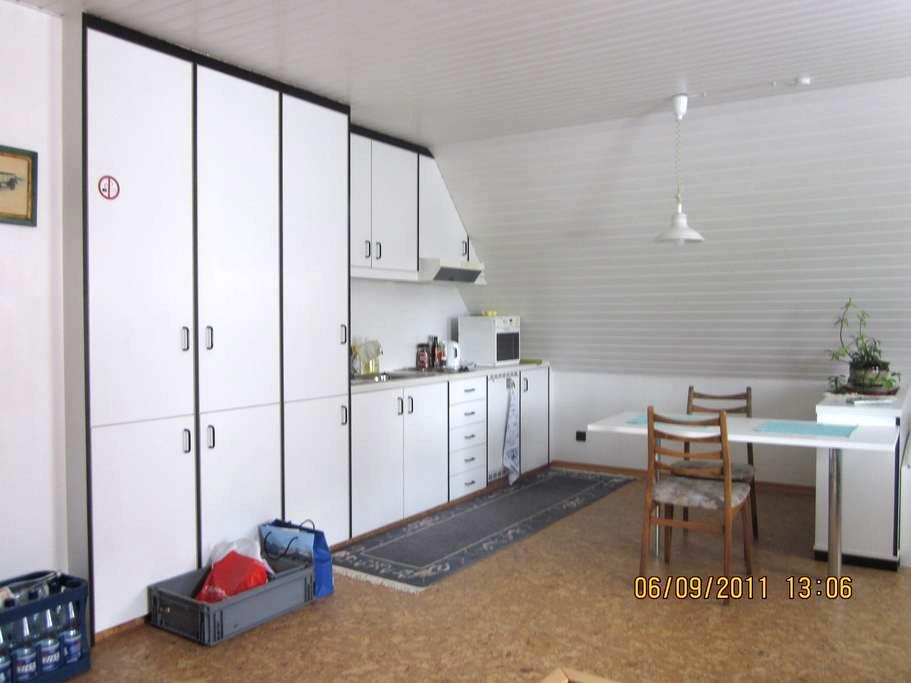 1 Zimmer Apartment mit Küche 48 m2 - Lotte - Lejlighed