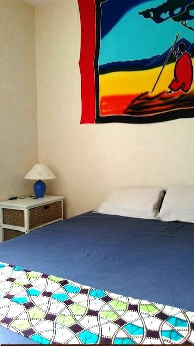Chambre individuelle - Sablé-sur-Sarthe - House