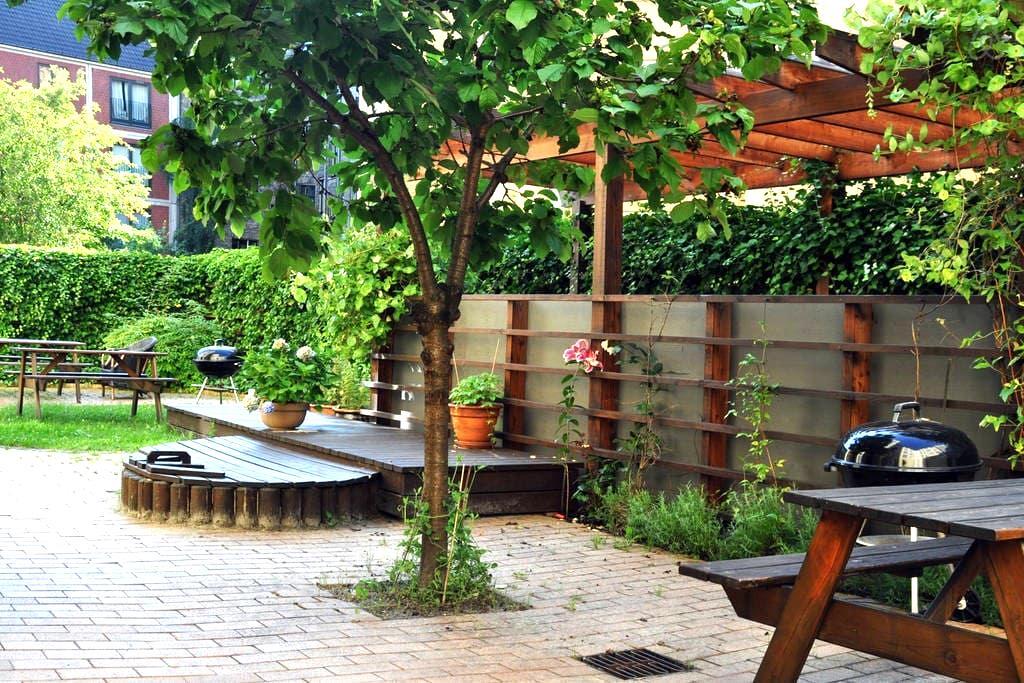 Cozy apartment in amazing Nørrebro - Kopenhagen - Appartement