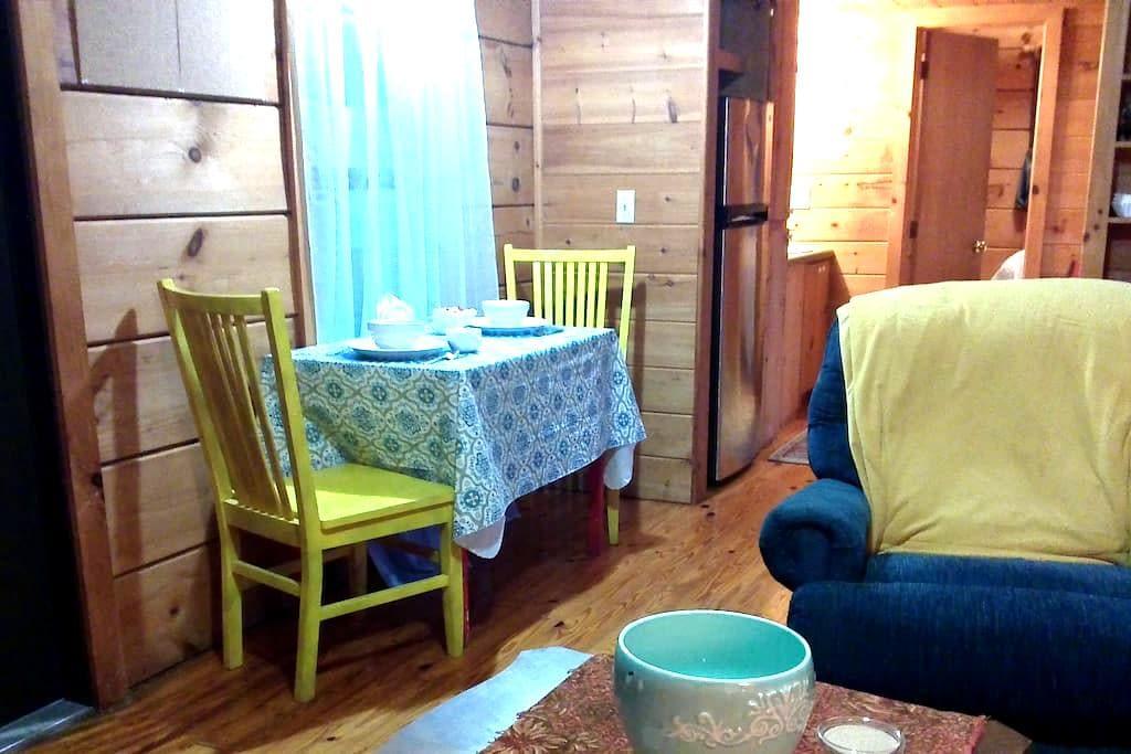 Lost Laurel Cabin - Greeneville - 小木屋