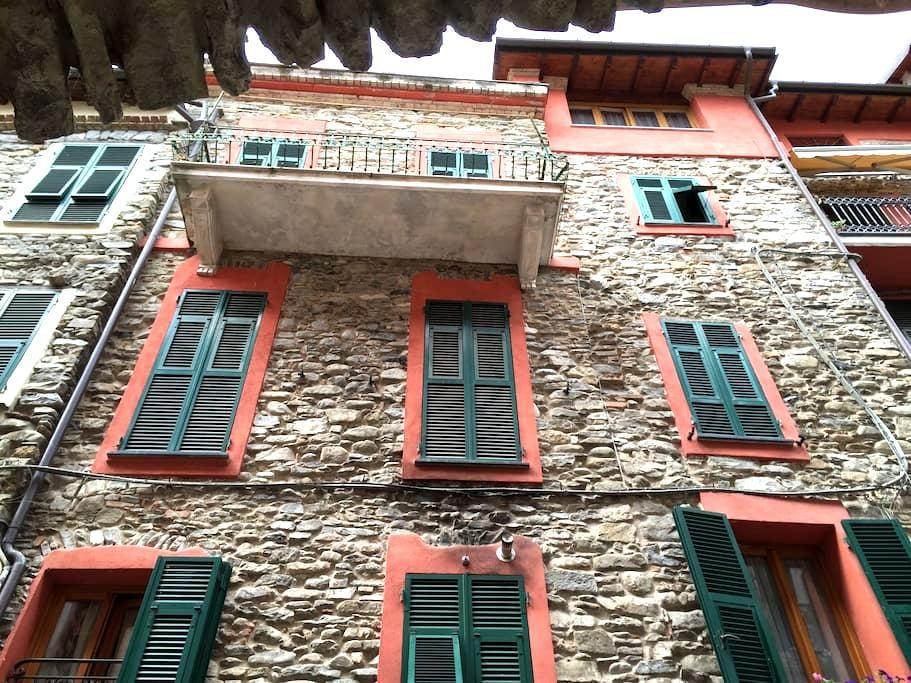 Casa Luigia - Isolabona - Byt