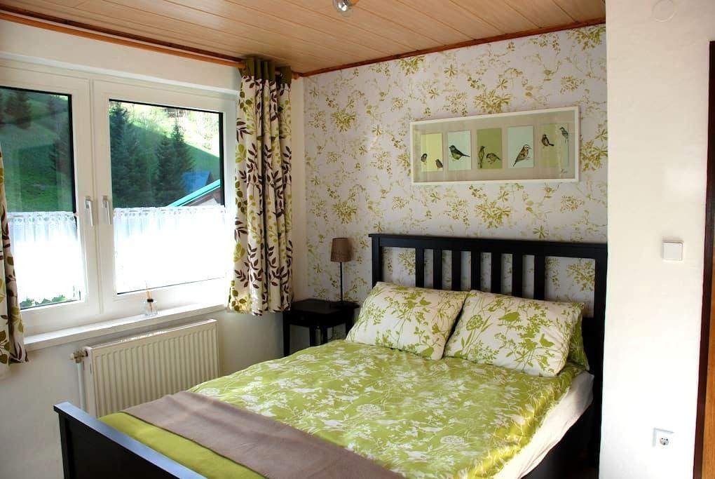 Waldblick Landhaus - Double Room Seperate Bathroom - Brunnrotte - Aamiaismajoitus