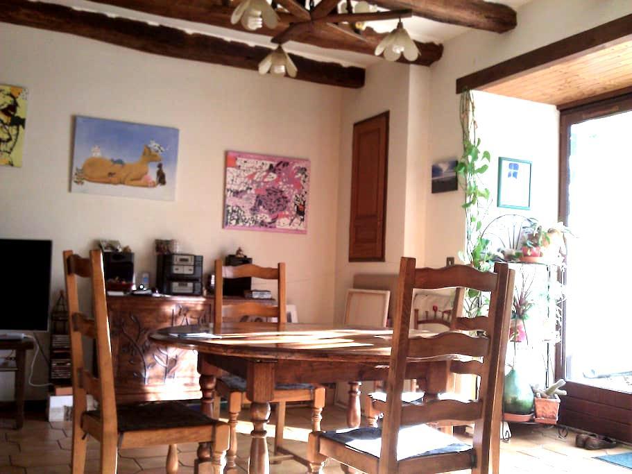 Maison de village  - Ferrières-sur-Ariège - Talo
