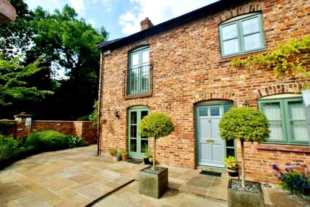 Counrty Barn 5mins From CC......... - Cheshire West and Chester