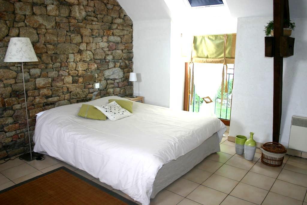 Mont Saint Michel Appart 2 pers - Saint-Marcan - Apartamento