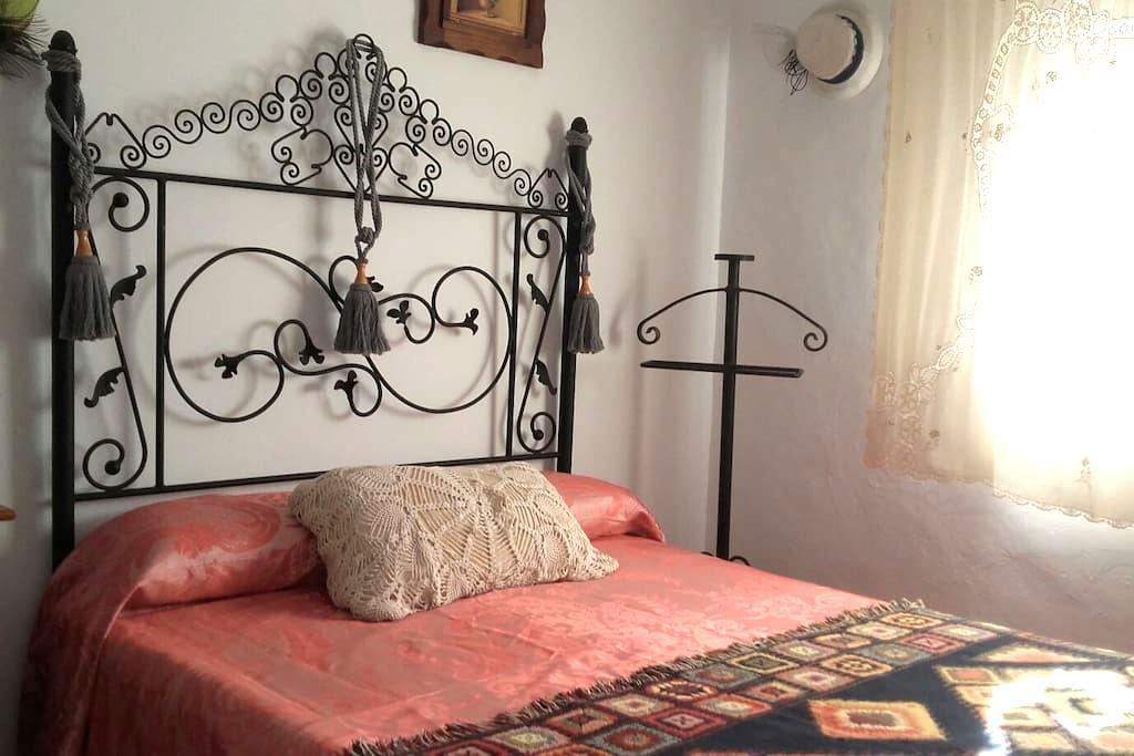 Habitación doble con baño. - Villamanrique de la Condesa