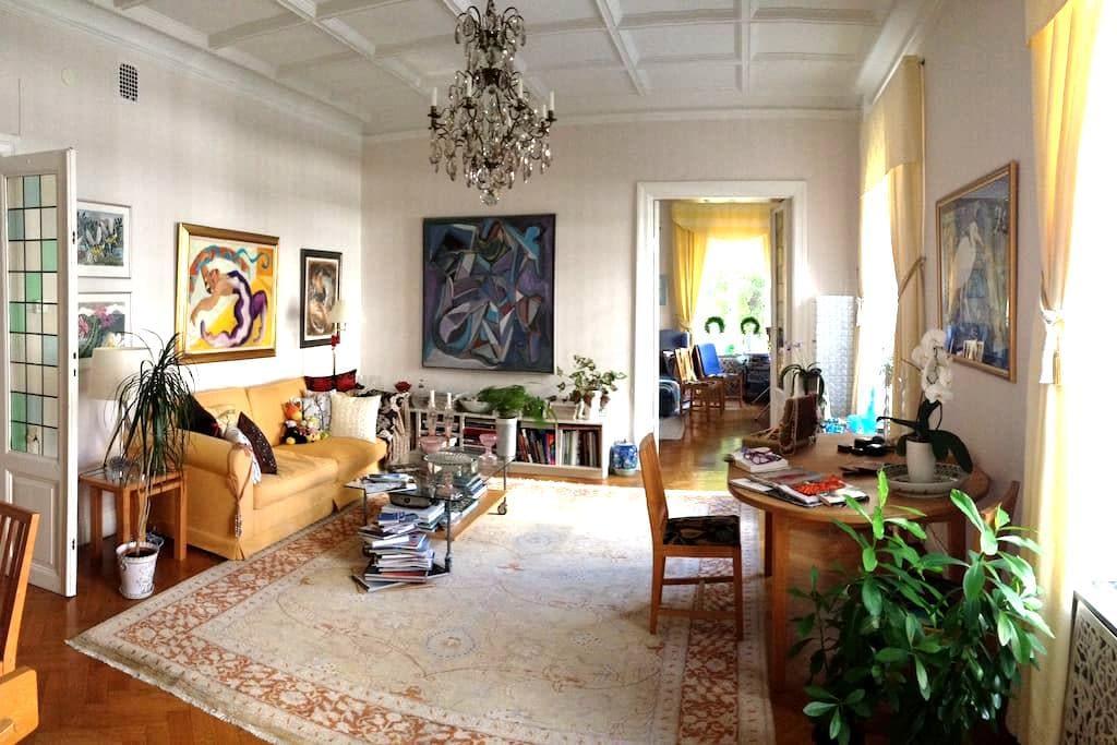 Stockholms finaste kvarter - Stockholm - Appartement
