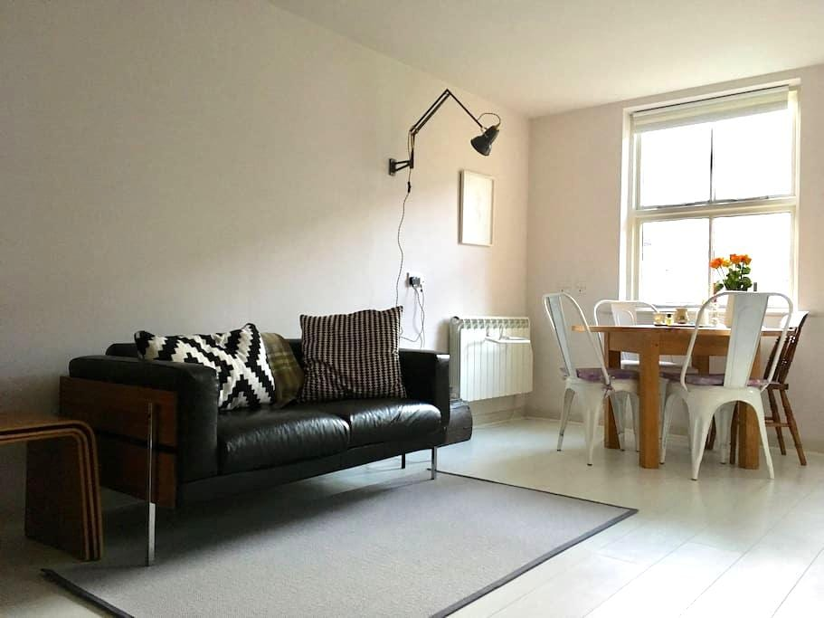 Double room - stylish flat in London Fields - London  - Apartment