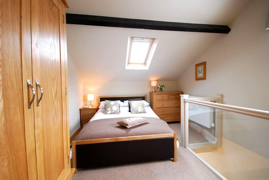 Charming converted Tack Room - 埃文河畔斯特拉特福(Stratford-upon-Avon) - 公寓