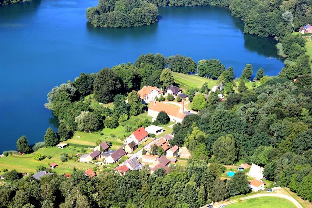 Idyll am See - Gühlen-Glienicke OT Binenwalde