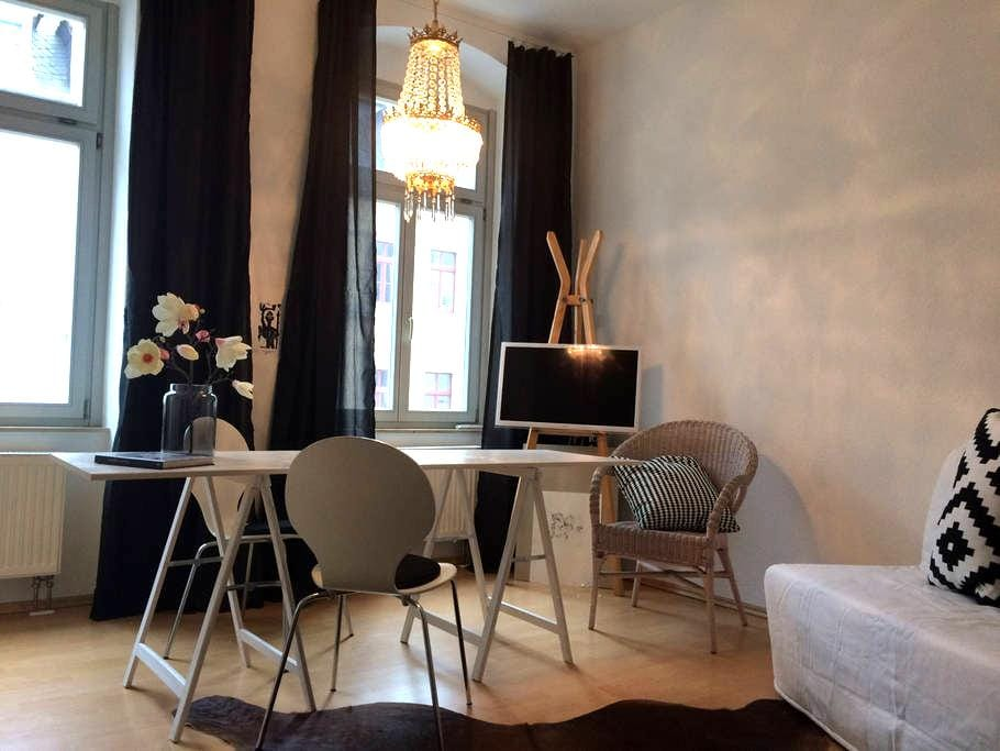 Cozy studio in top location! - Dresden - Apartment