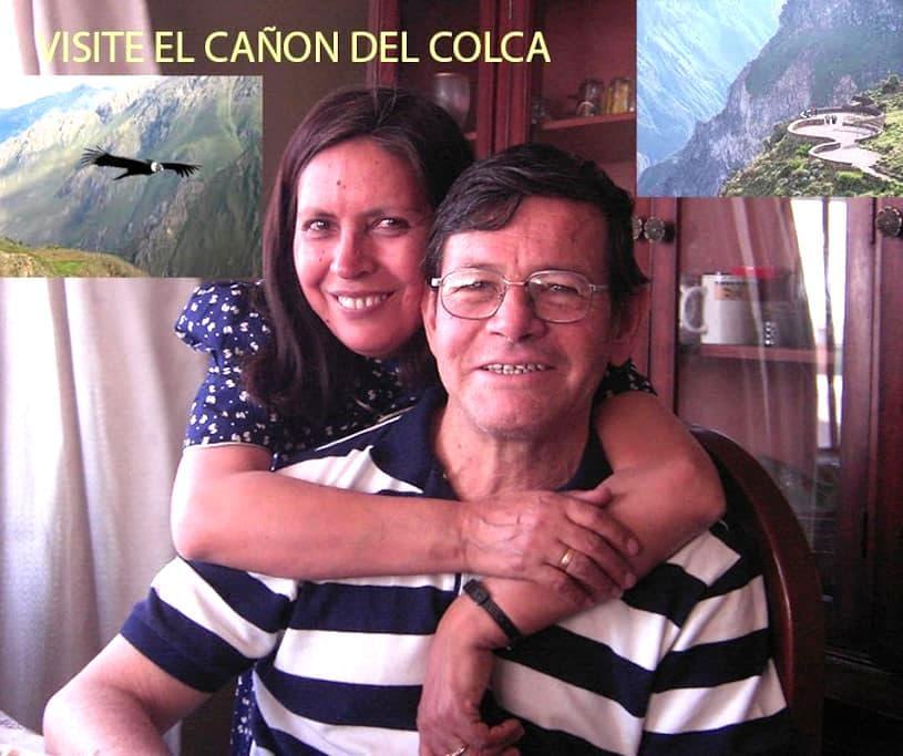 Adela y Manuel - 3 - Arequipa