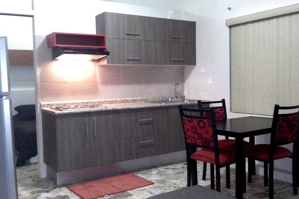 Hermoso Departamento nuevo en Cumbres - Monterrey - Apartmen