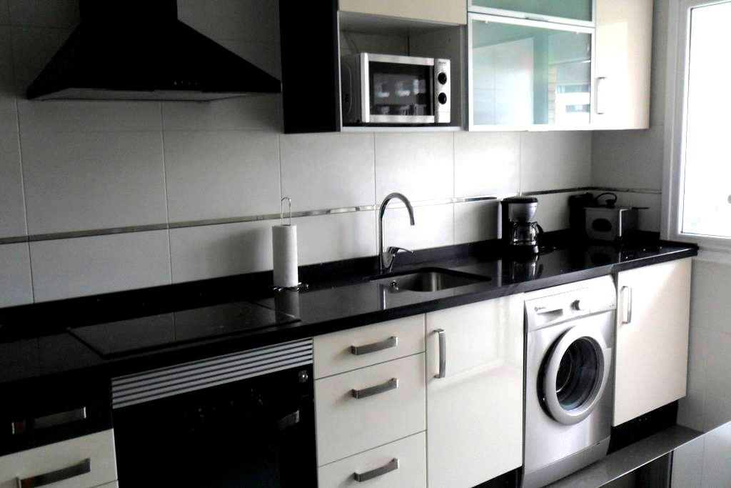 Piso con plaza de garaje en Oviedo - Oviedo - Apartment