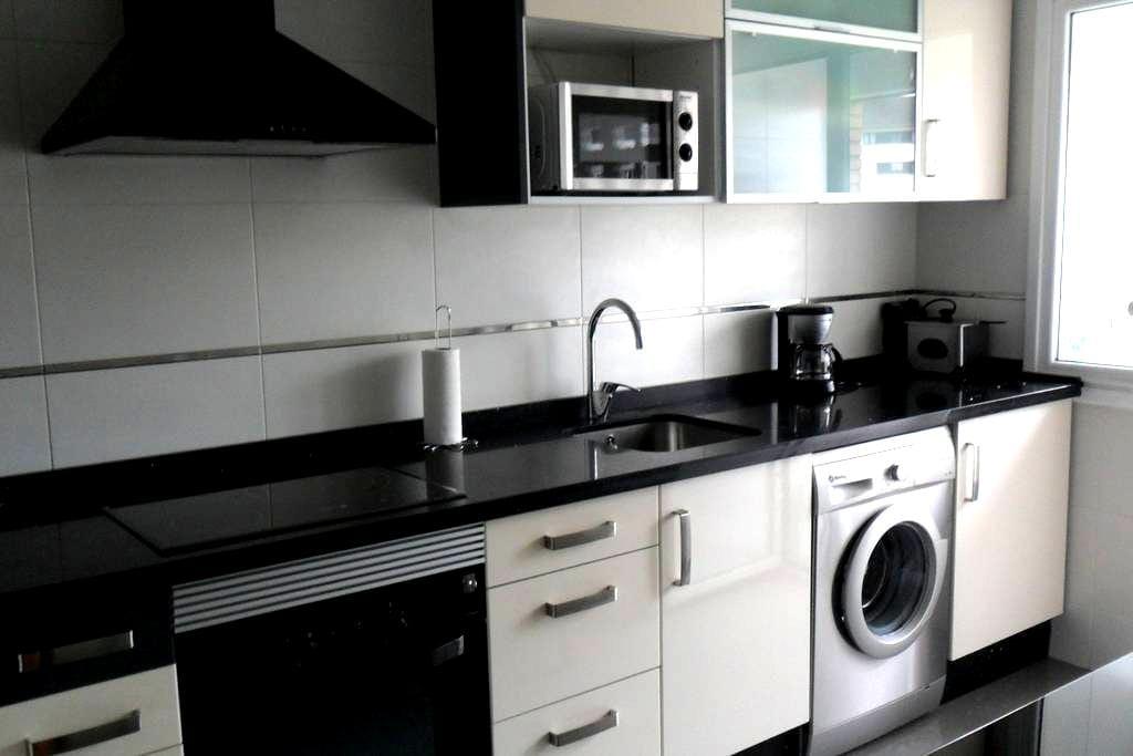 Piso con plaza de garaje en Oviedo - Oviedo - Appartamento