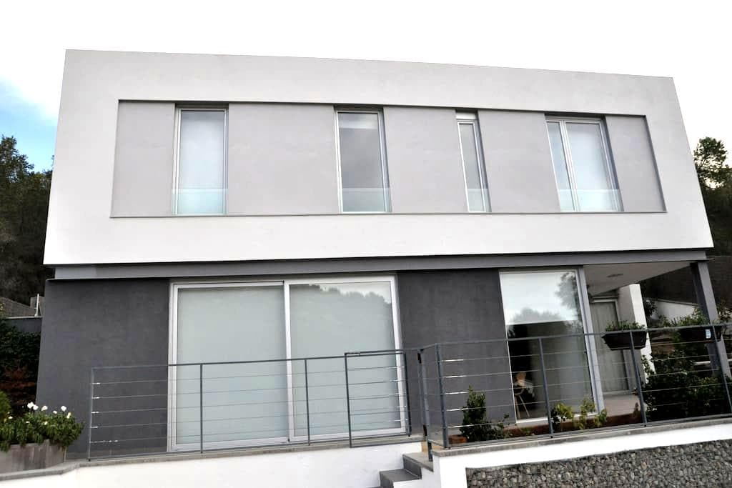 Contemporary, for families, near Sitges - Sant Pere de Ribes - Haus