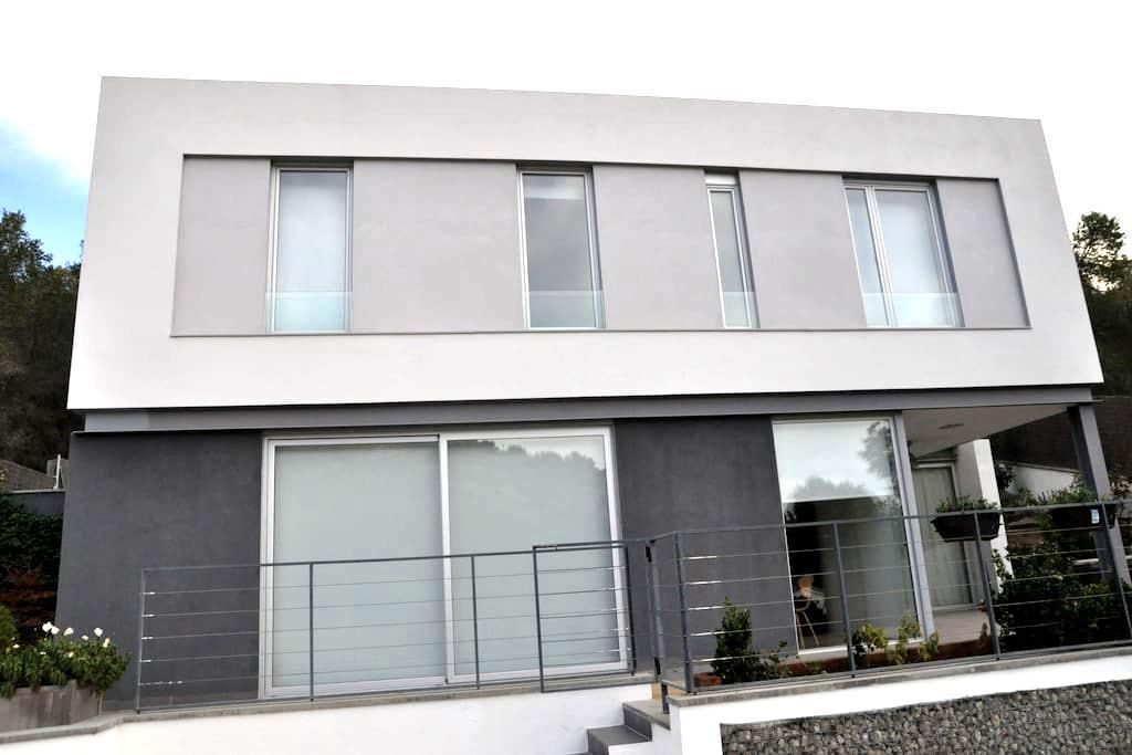 Contemporary, for families, near Sitges - 圣佩德罗-德里瓦斯 - 独立屋
