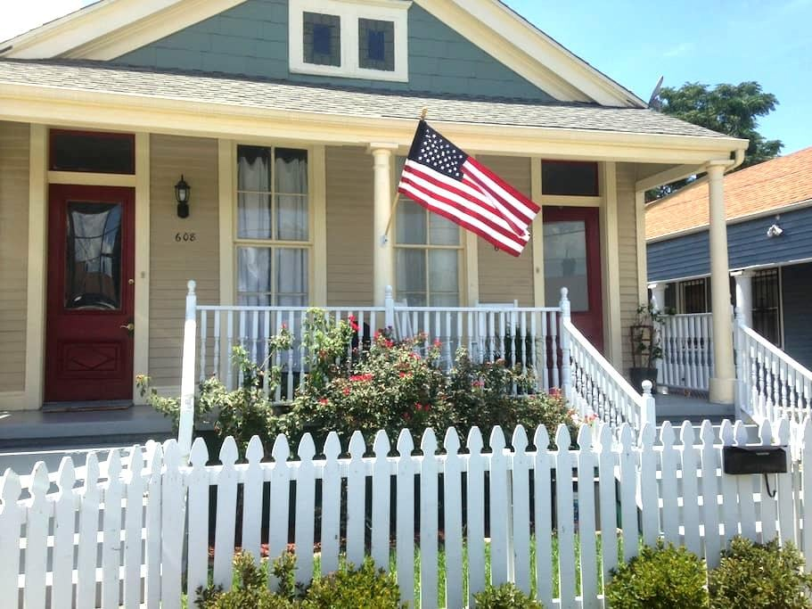 Luxury Double Uptown - New Orleans - Ház