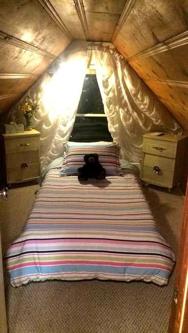 European cottage style room - Tahoe Vista - Hus