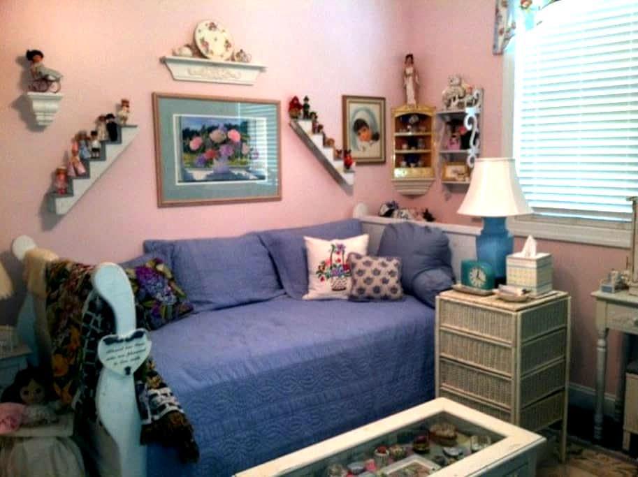 Cozy & cute single bedroom plus fold up bed - 博福特(Beaufort) - 獨棟