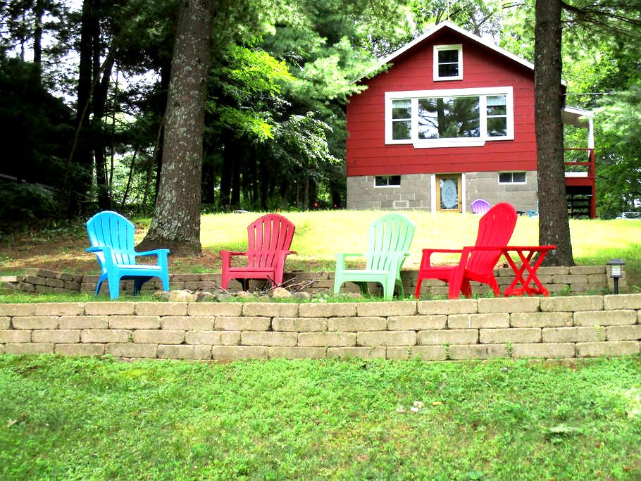 Newly Available Cottage on Outstanding Long Lake - Waupaca