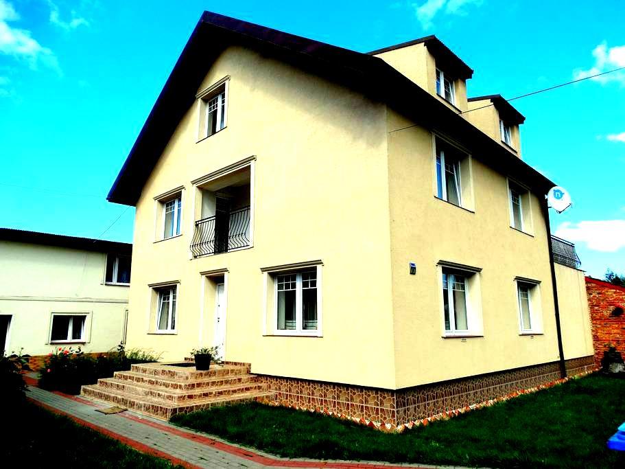 Atrakcyjny Apartament nad morzem - duża wygoda - Darłowo
