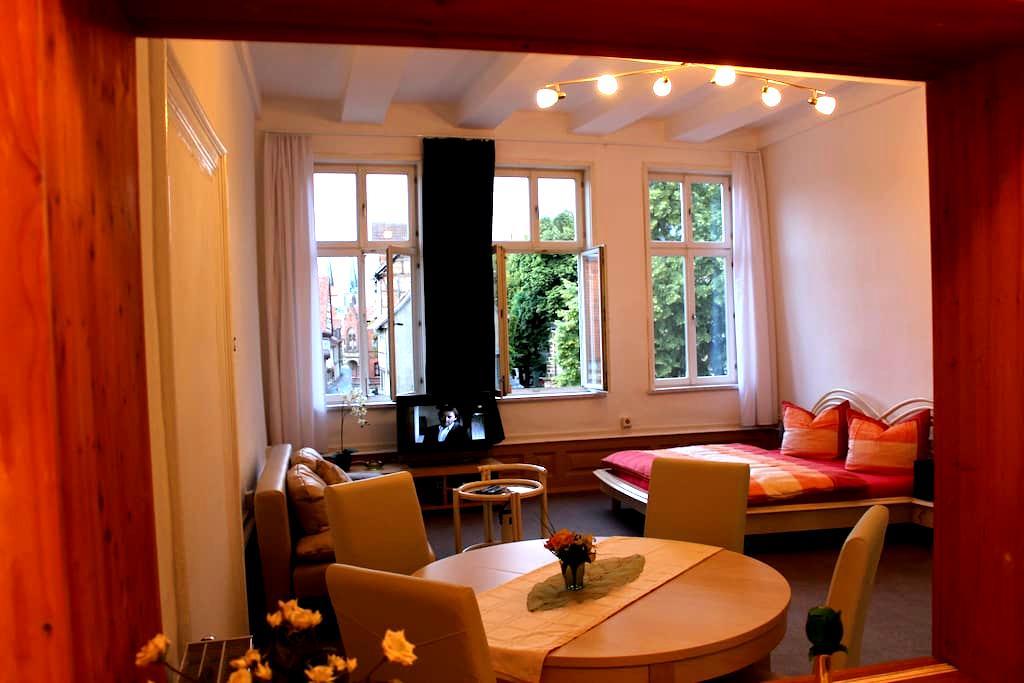 Ferienwohnung Marktstraße 11 - Quedlinburg - Apartamento