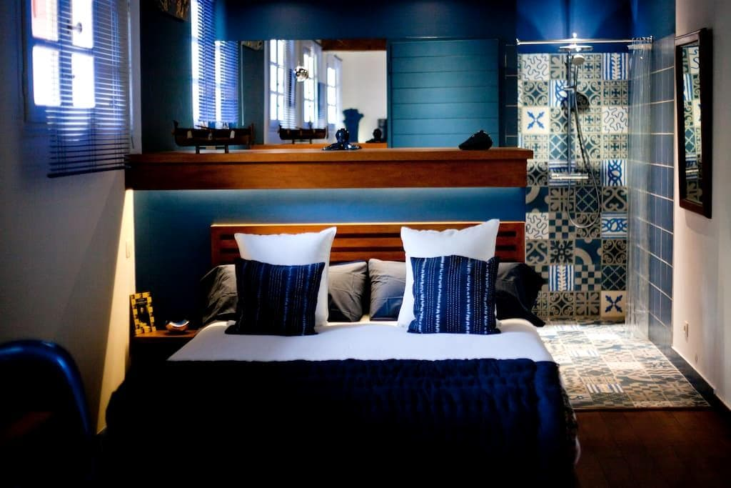 Suite 1 luxueuse de 35m²à Collioure - Collioure - Huis