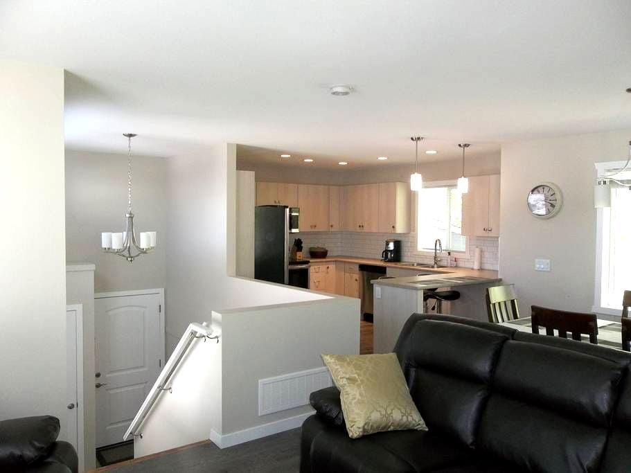 Downtown 2 bedroom - Kelowna - House
