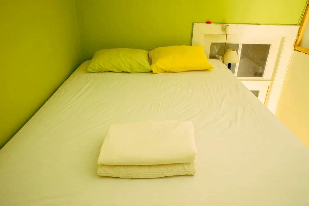 Lovely Green Room in Center of Porto - Porto - Rumah Tamu