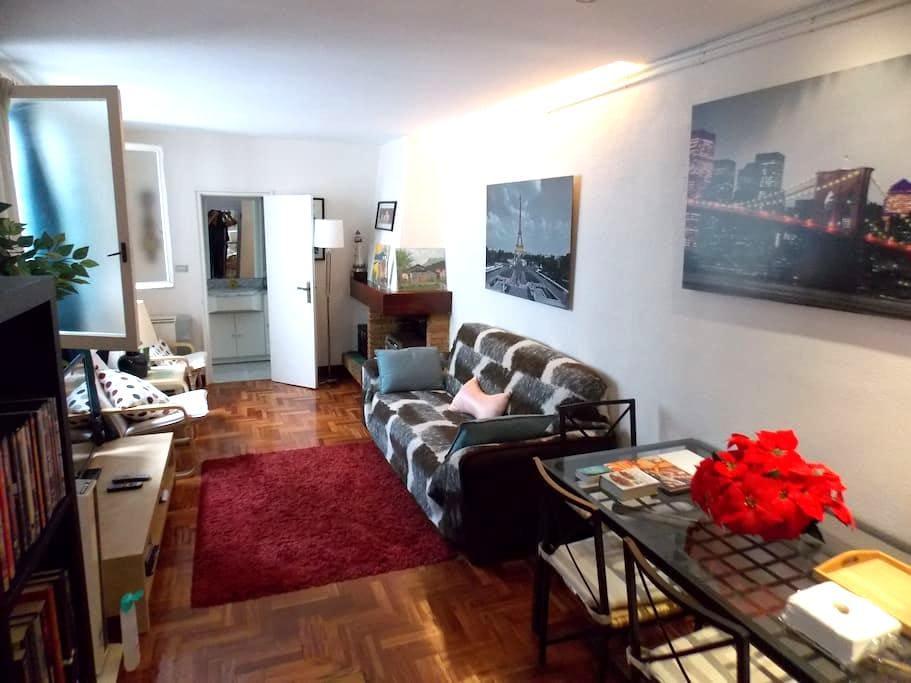 APARTAMENTO CÉNTRICO GETXO- BILBAO - Getxo - Lägenhet