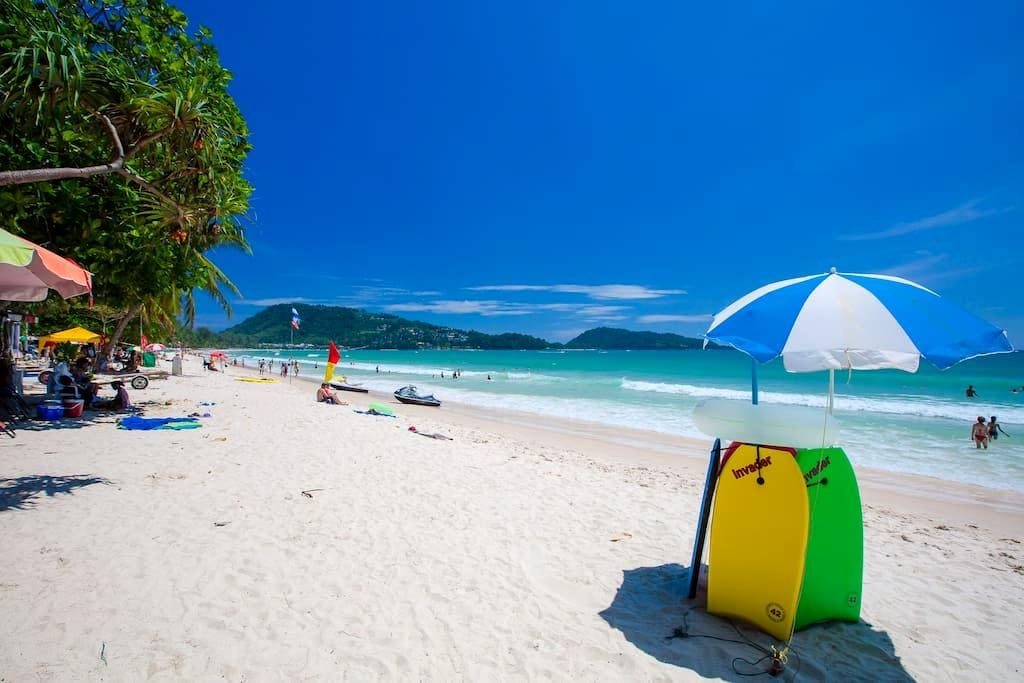 A superior twin, great location (y) - Patong - Byt
