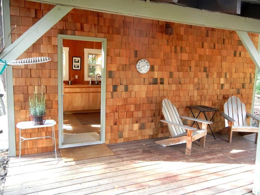 Haylift garden studio - Mosier - Sommerhus/hytte