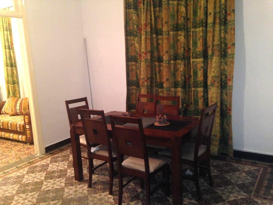 appartement dans immeuble Haussmanien - Algiers - Daire