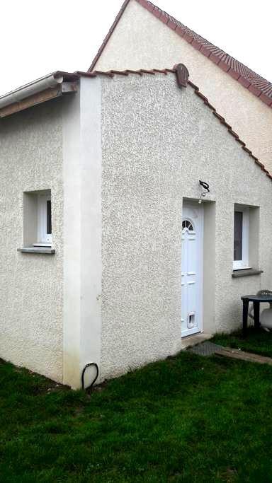 Studio Spacieux et Indépendant pour 1, 2 ou 3 pers - Orsay - Huis