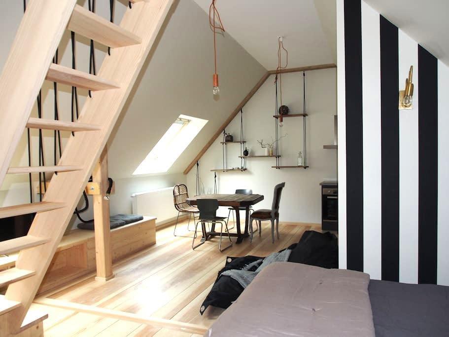 Nouveau, lumineux et chaleureux! - Zellwiller - Apartamento