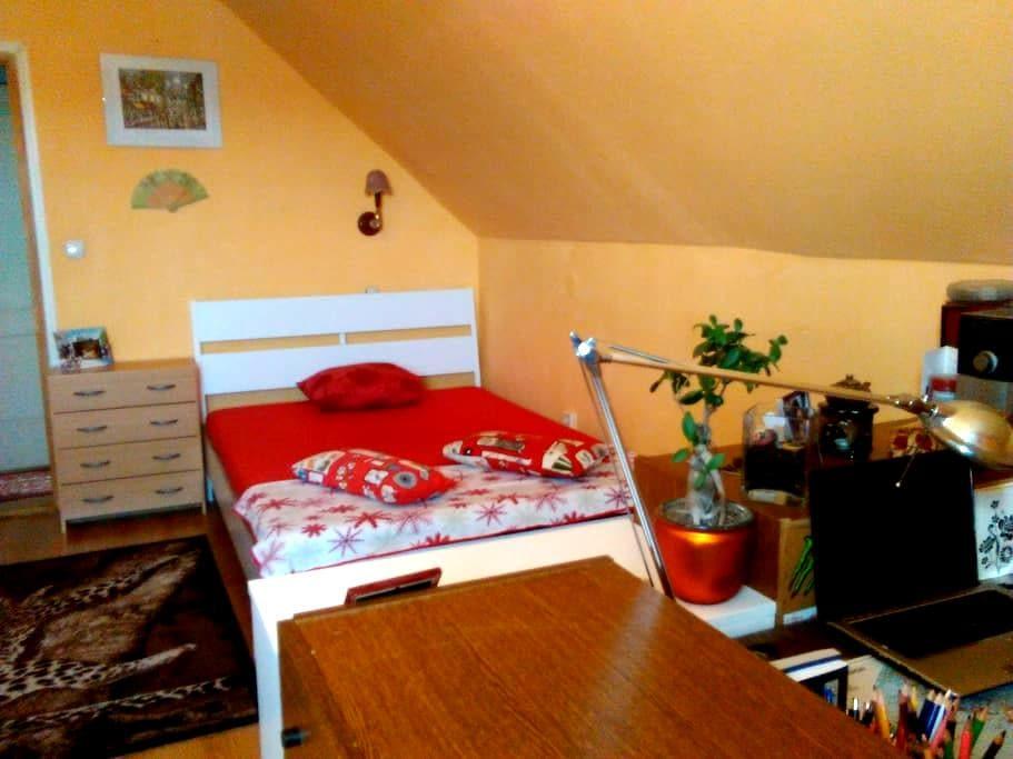 Otthonos privát szoba vár Gödöllőn - Gödöllő - Casa