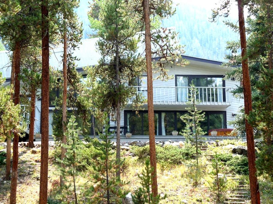 Keystone-on the Snake River-private home. - Keystone - House