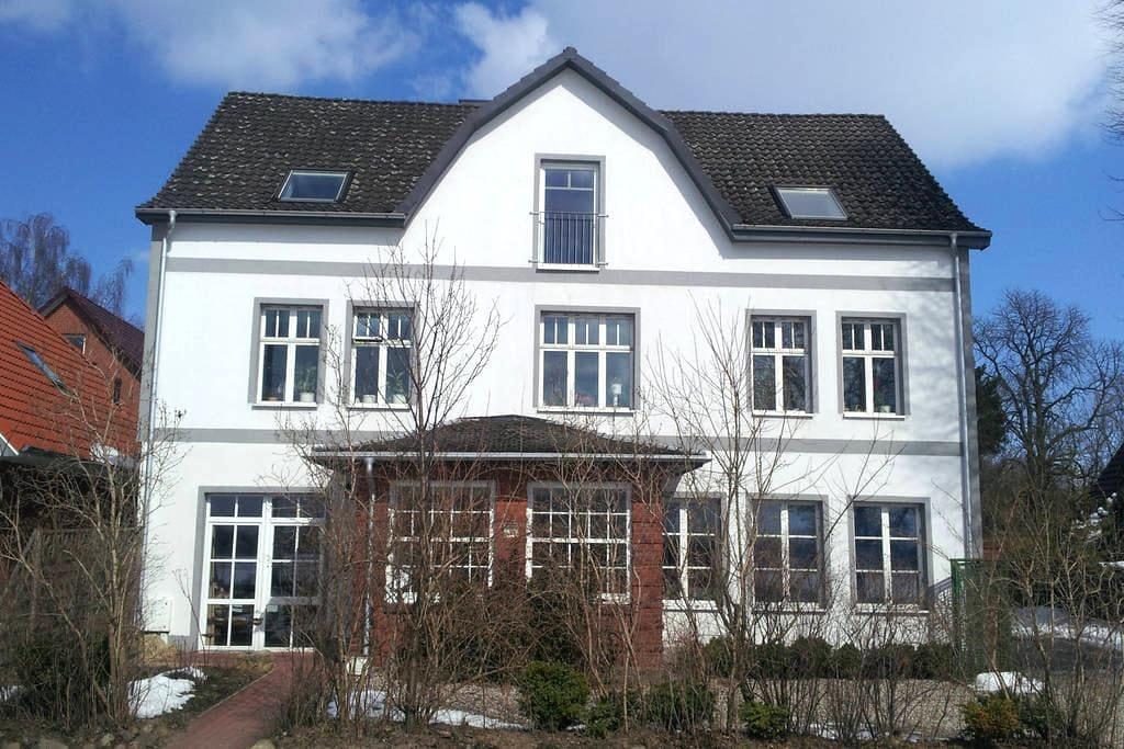 Schöne Ferienwohnung bei Hamburg - Tremsbüttel - Leilighet