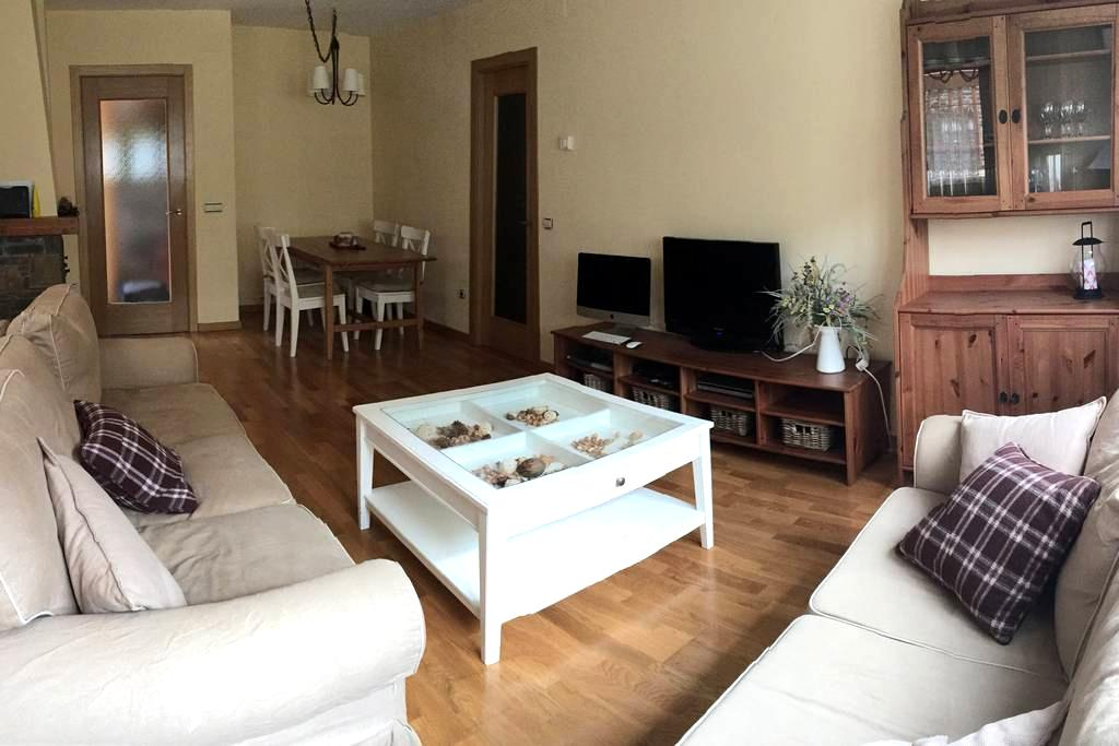 Acogedor apartamento impecable - Es Bòrdes - Apartamento