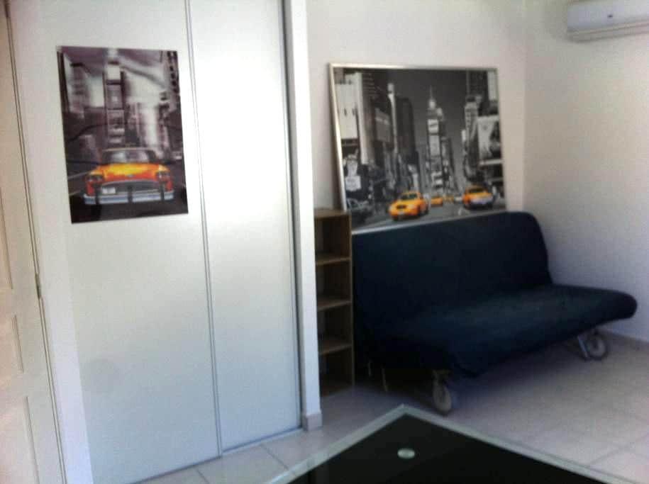 STUDIO MEUBLE SUR LA COTE BLEUE - Ensuès-la-Redonne - 公寓